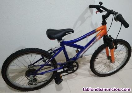 Bicicleta de montaña niños