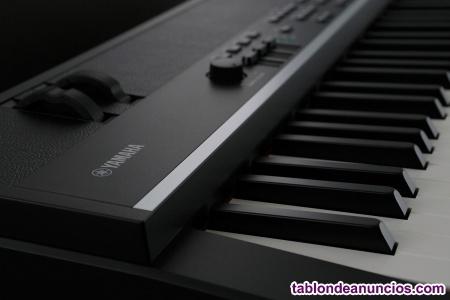 Se imparten clases de piano, composición, interpretación y