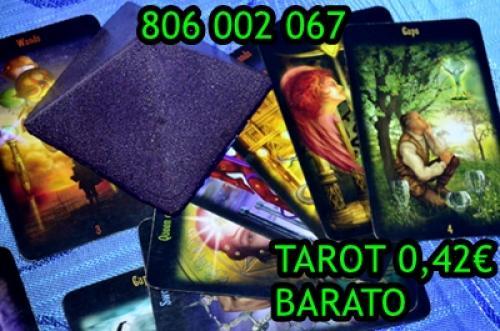 Tarot telefónico barato 0.42€ LORENA MIR