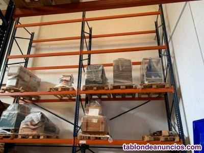 Venta de estanterias para almacen