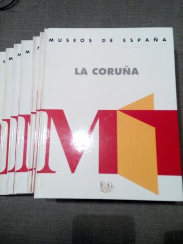 GANGA-Vendo Coleccion de los Museos de España