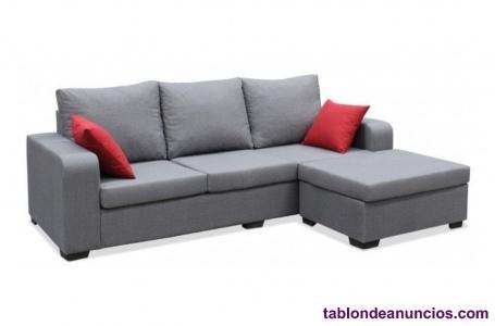 Sofa cheslong nuevo