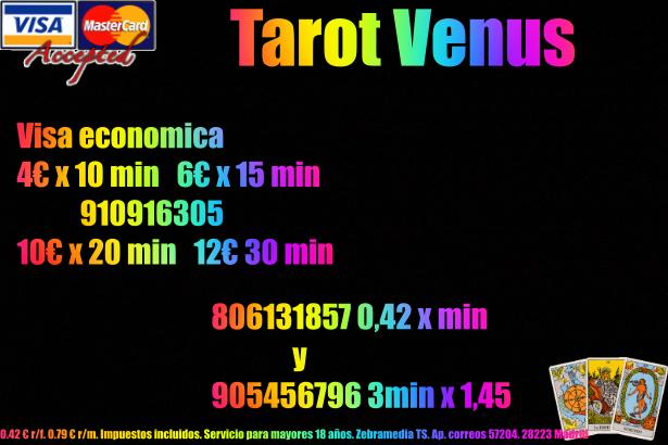 TAROT MUY ECONOMICO