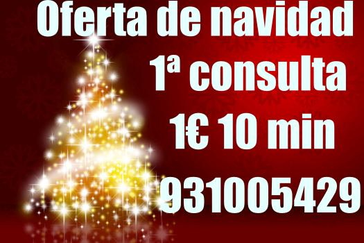 Tarot 1ª consulta a 1€ los 10 min