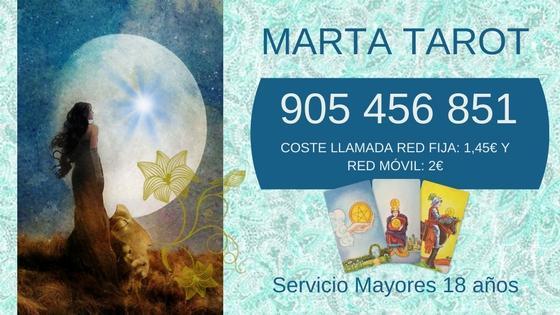 TAROT EVOLUTIVO de MARTA