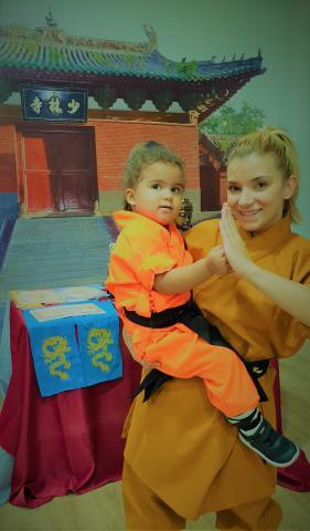 Clases Cursos de Kung Fu para niñas niños, Infantiles y