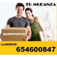 TRANSPORTISTAS EN MADRID ECONOMICOS