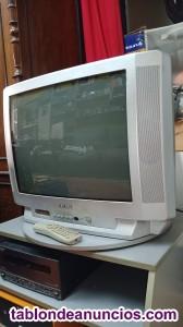 Televisor samsung cw-21c33n 21' (pantalla de tubo)