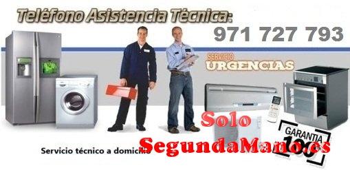Servicio Técnico AEG Mallorca Tlf.