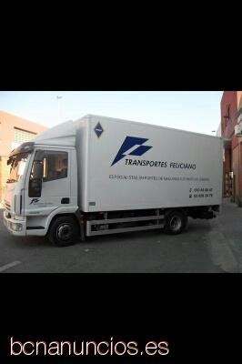 transportes de maquinas vending, cajas acorazadas, cajas