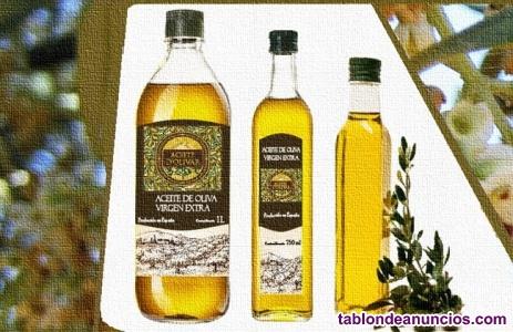Venta de aceite de oliva virgen extra