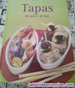 Se venden libros de cocina sin apenas uso