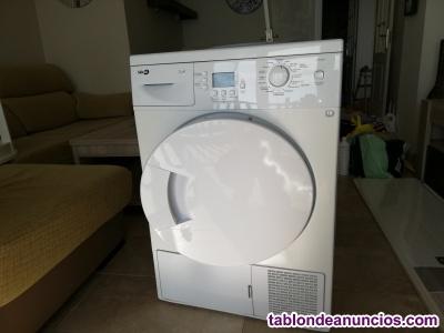 Vendo secadora marca saivod de 7 kg. De capacidad.