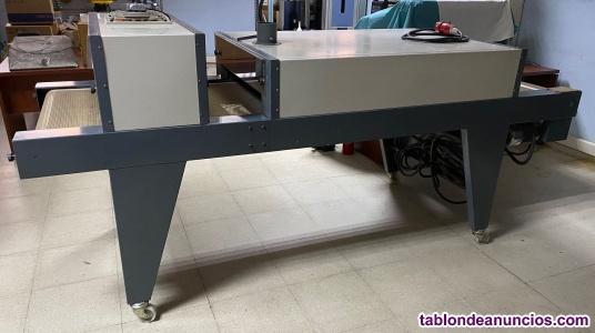 Se vende túnel de secado profesional secatex