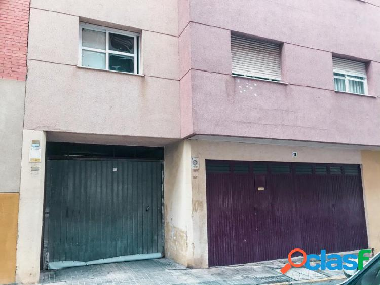2 plazas de garaje y trastero