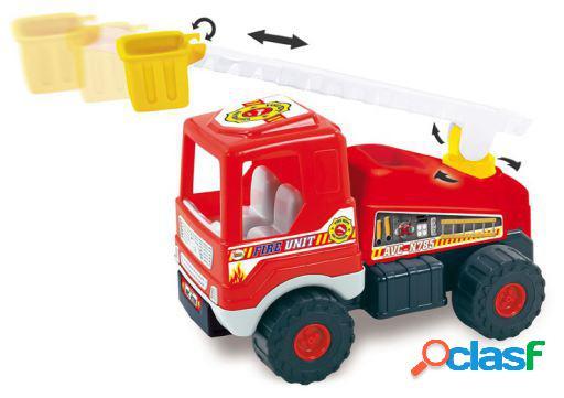 AVC Camión Bomberos