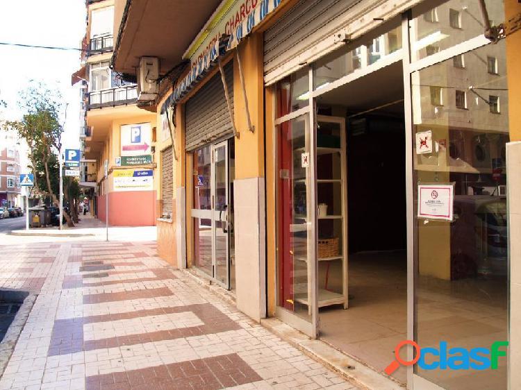 Alquiler con opcion a compra de local comercial Centro (El