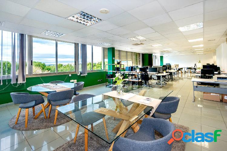 Alquiler de Oficina en Palma, zona Ciudad Jardín