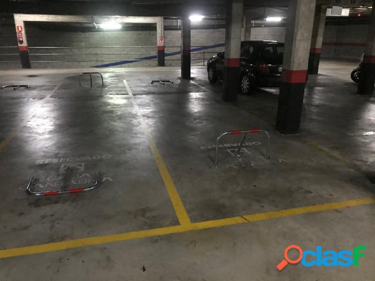 Alquiler de Plaza de Garaje en Santander Cantabria