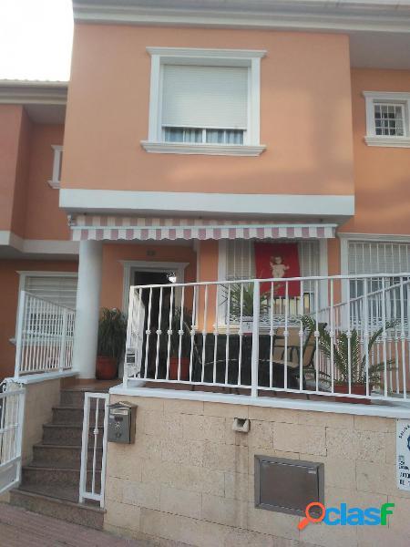 Amplio dúplex en venta en Molina de Segura