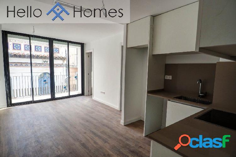 Apartamento 3 habitaciones en el centro de Sitges