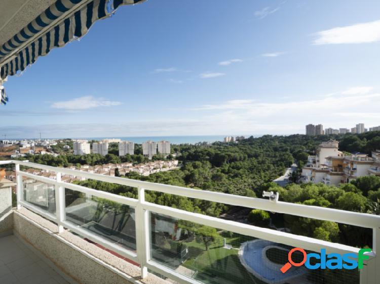 Apartamento con vistas al mar en Dehesa de Campoamor,