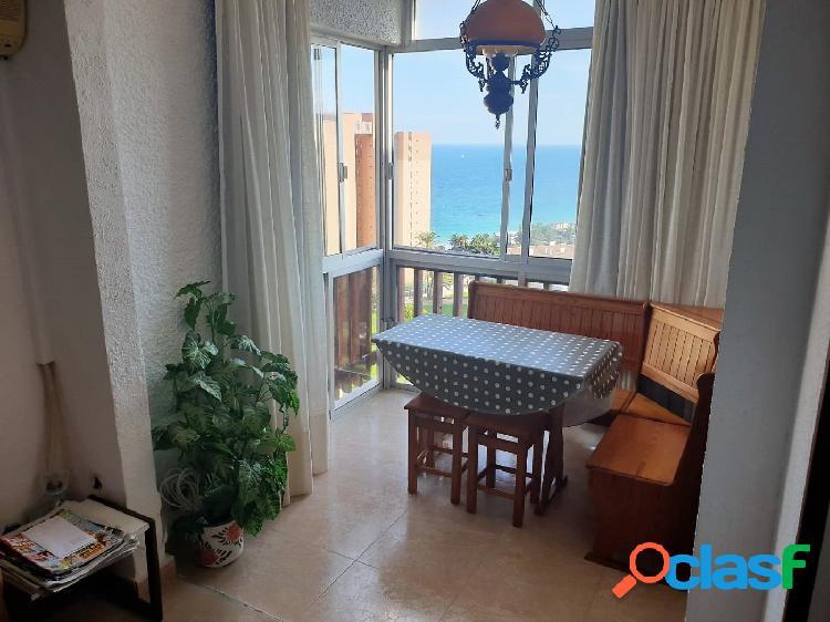 Apartamento de 1 dormitorio con vistas espectaculares al mar