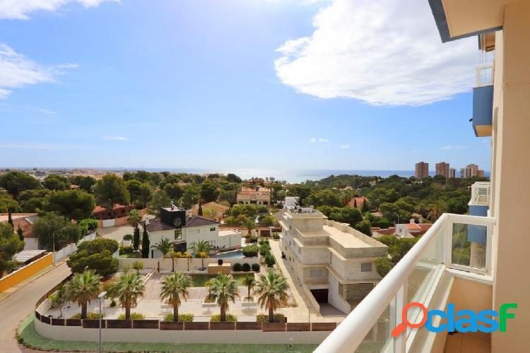 Apartamento nuevo a estrenar en Dehesa de Campoamor con