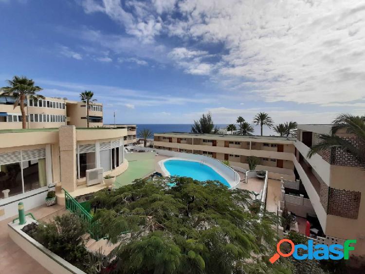Apartamento reformado en alquiler con vistas al mar en San