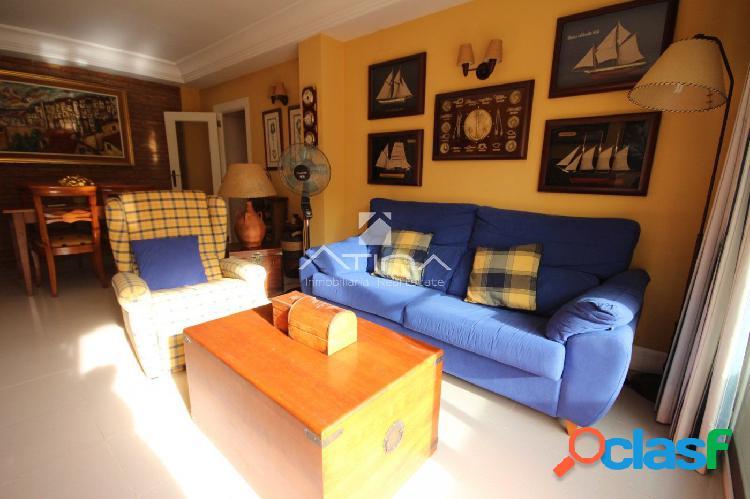 """""""Apartamento totalmente reformado a un paso de la Playa del"""