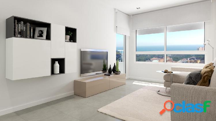 Apartamentos de obra nueva en Dehesa de Campoamor