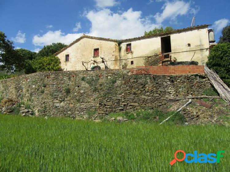 Autentica Masia catalana, ubicada en el Montseny en un