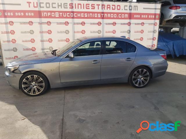 BMW Serie 5 gasolina en Villamuriel de Cerrato (Palencia)