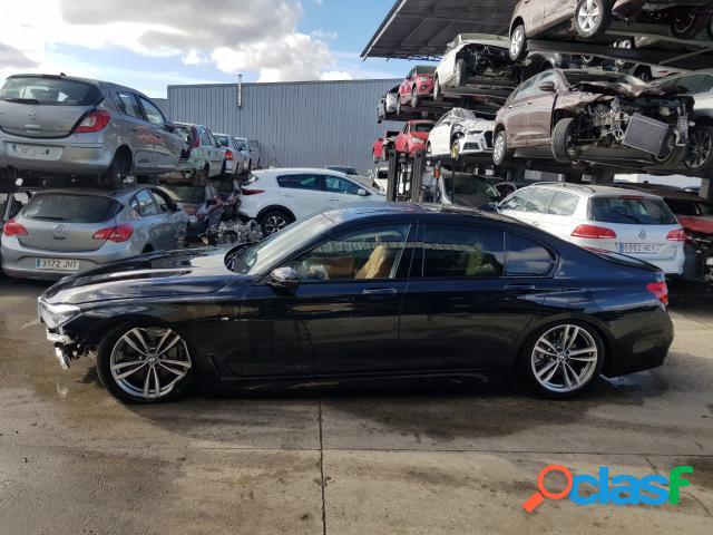 BMW Serie 7 otros en Villamuriel de Cerrato (Palencia)
