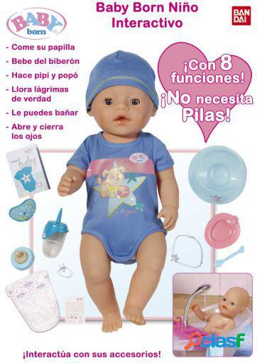 Baby Born Baby Born Interactivo Niño