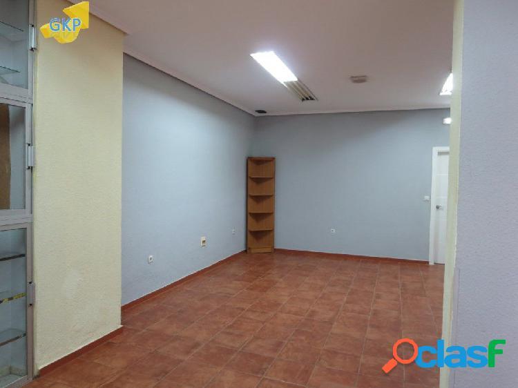 Bajo comercial en venta, zona el Carbayedo