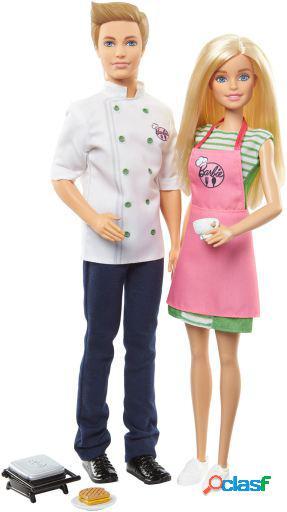 Barbie y Ken Yo Quiero Ser