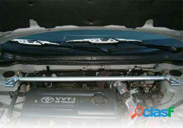 Barra de refuerzo delantera de aluminio Honda Accord 03-