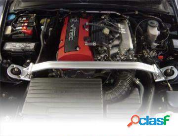 Barra de refuerzo delantera de aluminio Honda S2000