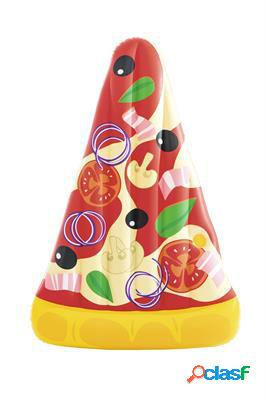 Bestway Colchoneta Pizza Hinchable 188x130 Cm
