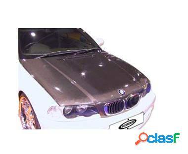 Capo de carbono para BMW E46 serie 3 01-04 2 puertas
