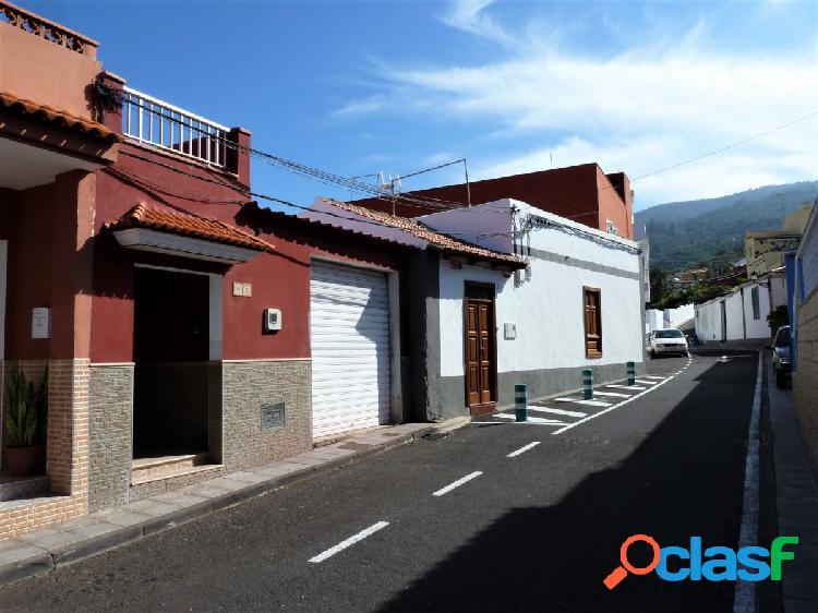 Casa terrera en La Guancha