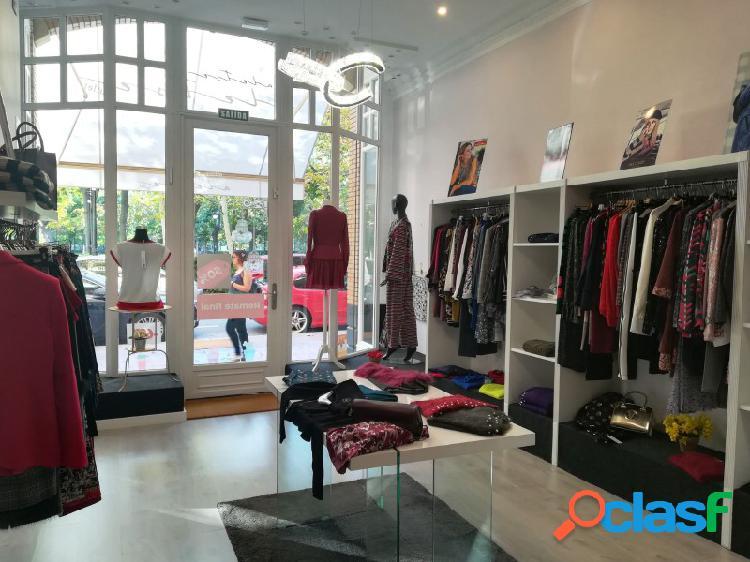 Centro, local comercial en alquiler, 106 m², actualmente