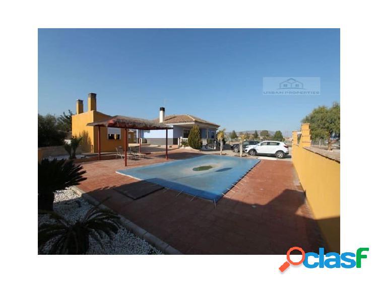 Chalet 3 habitaciones Venta Alhama de Murcia