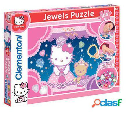 Clementoni Puzzle 104 Joyeria Hello Kitty 2