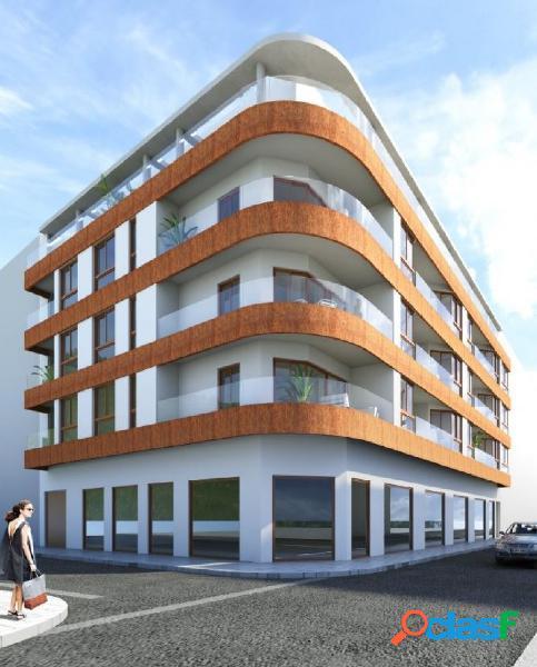 Céntrico apartamento de dos dormitorios en Playa de Los