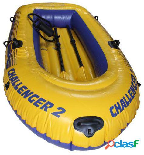 Colorbaby Barco Challenger 2 Con remos Y Bomba