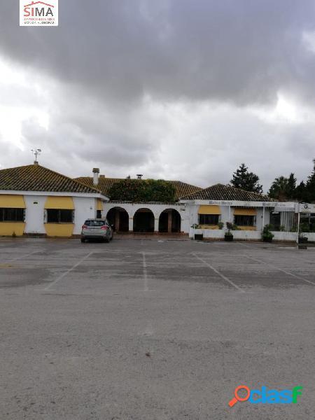 EN VENTA HOTEL CARRETERA DE JEREZ A SANLÚCAR DE BARRAMEDA
