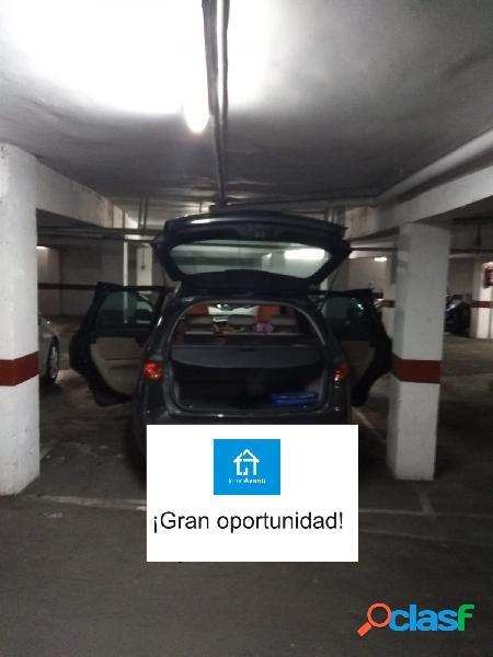 EN VENTA PLAZA DE GARAJE EN ELDA ZONA MARINA ESPAÑOLA