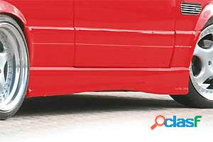 Faldones laterales taloneras BMW E30 kit CL1 Lumma